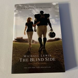 Other - The Blind Side Michael Lewis Paper Back Book